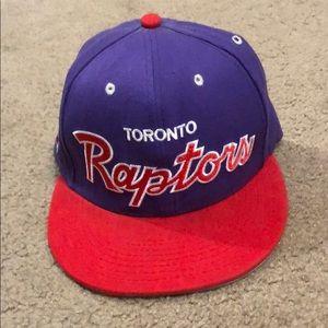 Toronto Raptors Mitchell and Ness SnapBack